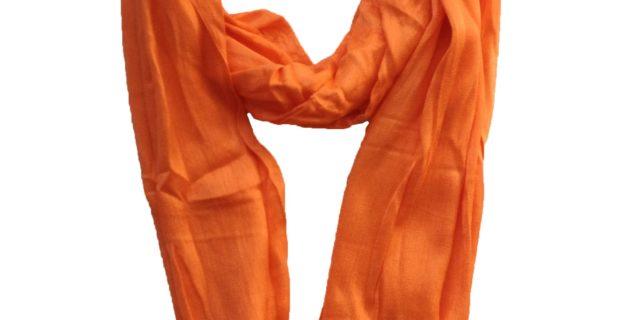 Código 17 laranja