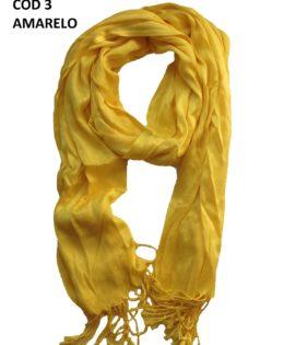 Código 3 amarelo